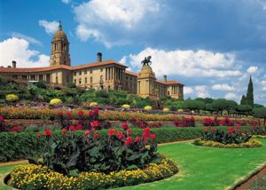 UNION BUILDING PRETORIA